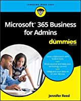 Microsoft 365 Business for Admins For Dummies Front Cover
