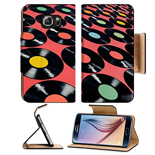 liili-premium-samsung-galaxy-s6-flip-pu-leather-wallet-case-music-vinyl-records-colorful-collection-