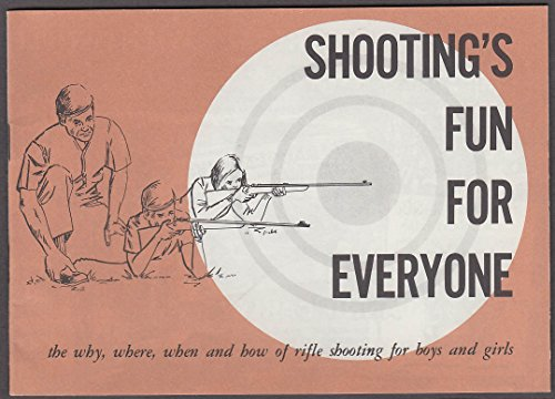 Shooting's Fun for Everyone booklet National Shooting Sports Foundation 1973