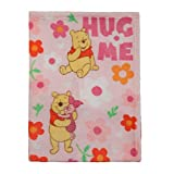 "Winnie the Pooh ""Hunny Blossom"" Plush Blanket - light pink, one size"
