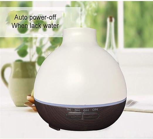 Humidificador de dormitorio difusor de aroma de aire de grano de ...