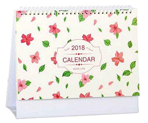 July 2017 - December 2018 Calendars Office Desktop Calendar