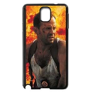 samsung galaxy note3 Black Die Hard phone case Christmas Gifts&Gift Attractive Phone Case HRN5C324052