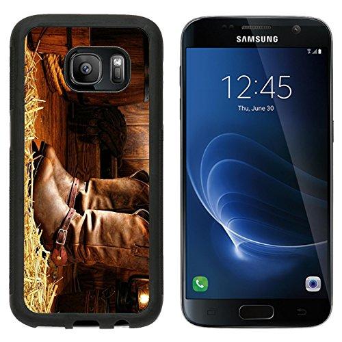 MSD Premium Samsung Galaxy S7 Aluminum Backplate Bumper Snap Case IMAGE ID:...
