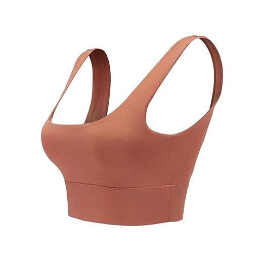 Sujetador Deportivo para Mujer, Tops de Yoga Activewear para ...
