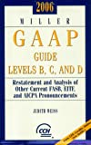 2006 Miller GAAP Guide : Level B, C, D, Williams, Jane, 0808089854