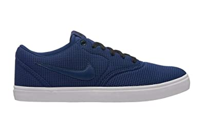 brand new daa79 b5492 Image Unavailable. Image not available for. Color  Men s Nike SB Check  Solarsoft Canvas Skateboarding Shoe 12 ...