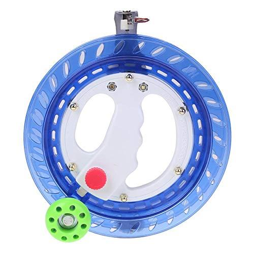 FidgetGear Wheel Kite Winder Ball Bearing Reel Grip Handle Line Accessories Plastic Tools from FidgetGear