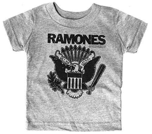 - Sourpuss Ramones Hey Ho Gray Tee 6M