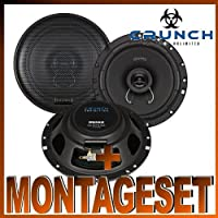 Crunch DSX 62 - Altavoces para Seat Ibiza