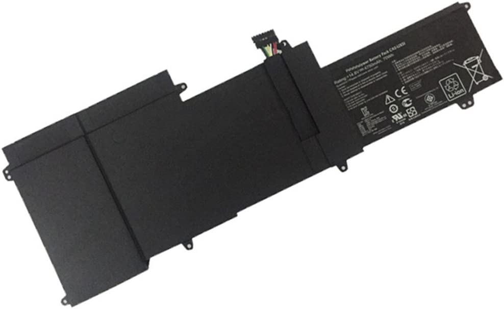 7XINbox 14.8V 4750mAh 70wh C42-UX51 Replacement Laptop Battery for ASUS ZenBook U500 U500V U500VZ UX51 UX51V UX51VZ Tablet