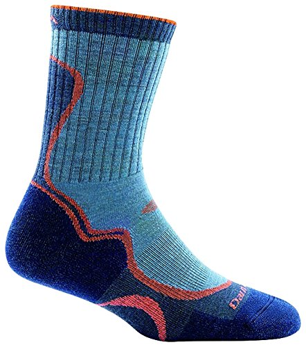 Darn Tough Micro Crew Light Cushion Sock - Women's made in Vermont