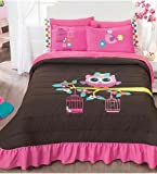 NEW Nina Teens Bedspread Set and Sheet Set (Twin)