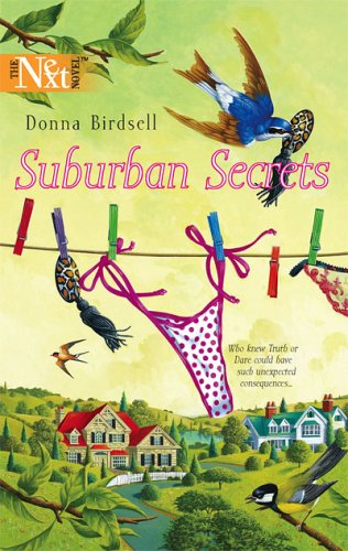 book cover of Suburban Secrets