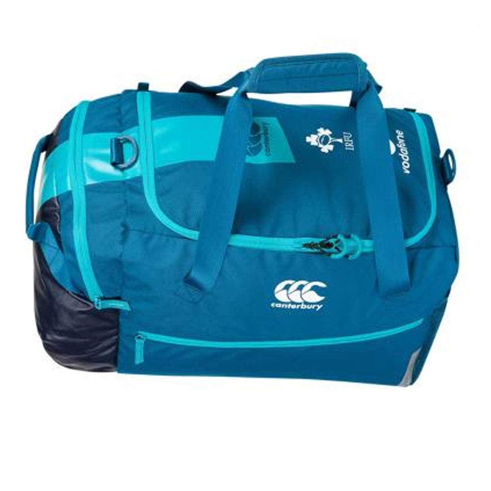 Canterbury 2018-2019 Ireland Rugby Medium Sports Bag (Moroccan Blue) Moroccan Blue One Size E201426L15