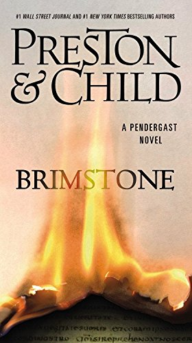 preston and childs brimstone - 1