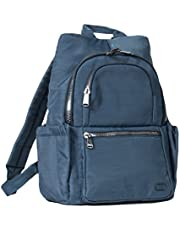 Save on Lug Women's Hatchback Mini Backpack, Brushed Blue, One Size