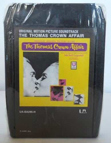 The Thomas Crown Affair Original Soundtrack 8 Track