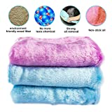 Seriud New Material Kitchen Towels, 100% Wood Pulp Fiber Amazing Dishcloth,Clean Kitchen Utensils Only Water Instead Any Detergent.No More Toxic Chemicals Be Health to Your Family.3-Pack