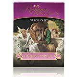 The 44 Romance Angel Tarot Oracle Cards Rare Out of Print, New Gold-Plated Romance Oracle Card, Universal Old-Fashioned Divin