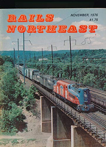 - Rails Northeast : Conrail Lines & Trackage Rights; The Cleveland Division; The Doledo Division; Fort Wayne Division; Jo Interlocking and Tower; PP&L Unit Trains; ASEA Demonstrator for AMTRAK