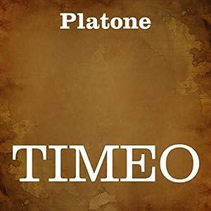 Timeo [Italian Edition] Audiobook