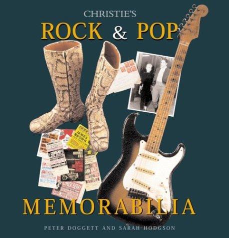 Christie's Rock and Pop Memorabilia
