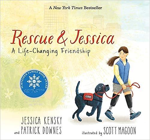 cover image, Rescue & Jessica