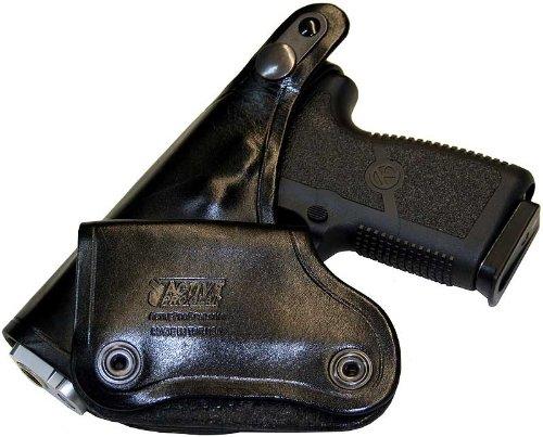 activeprogear leather driving - crossdraw gun holster  10-226  sig sauer - p226