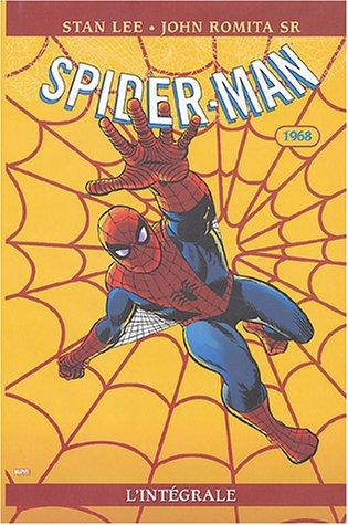 "D.o.w.n.l.o.a.d ""Spider-man ; intégrale t.6 ; 1968"" [R.A.R]"