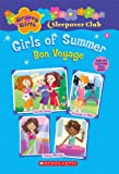 The Girls of Summer - Bon Voyage, Robin Epstein, 0439814383