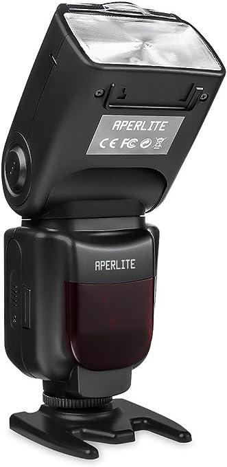 Aperlite Flash para cámara réflex digital Nikon | profesional ...