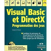 Visual basic et directx programmation jeux