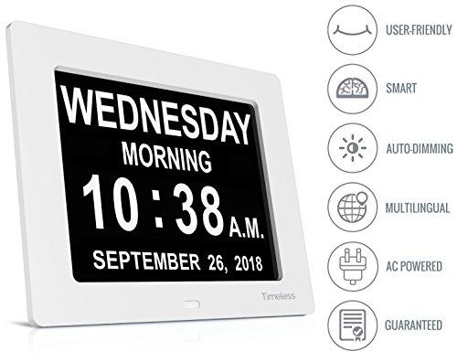 Digital Automatic Time Clock - 7