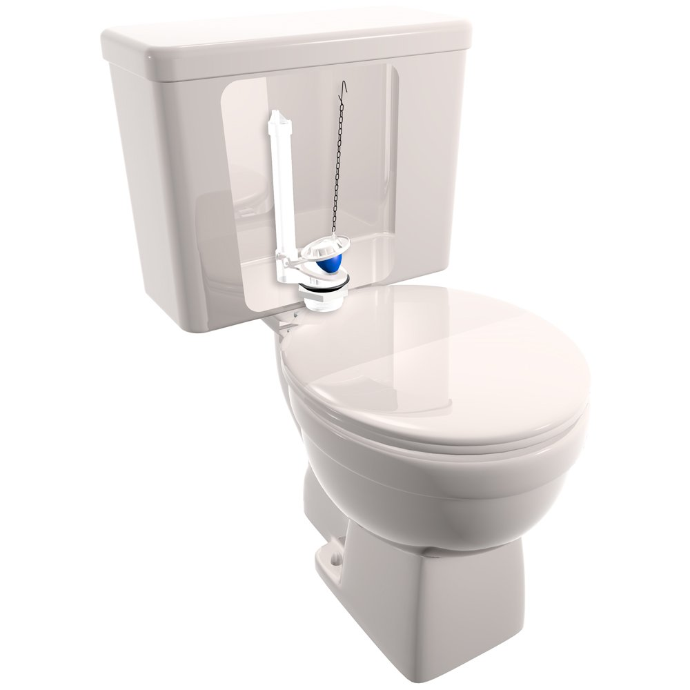 toilet flapper replacement kit. Plumb Craft Water Saving Forever Adjustable Toilet Flapper  2 Inch Flappers Amazon com