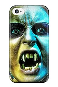 2924272K33195045 First-class Case Cover For Iphone 4/4s Dual Protection Cover Vampire