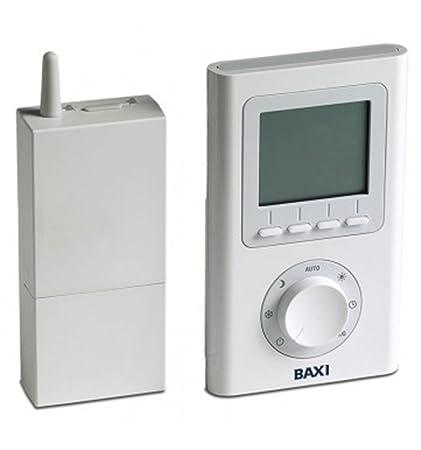 Baxi inalámbrico 7 días termostato programable 720030501