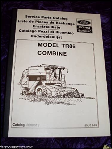 new holland combine manuals
