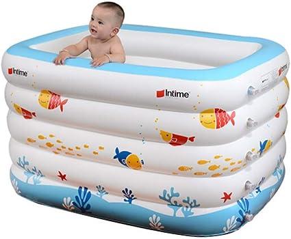 LYX® Bañera inflable, Piscina inflable para bebés Bañera para ...
