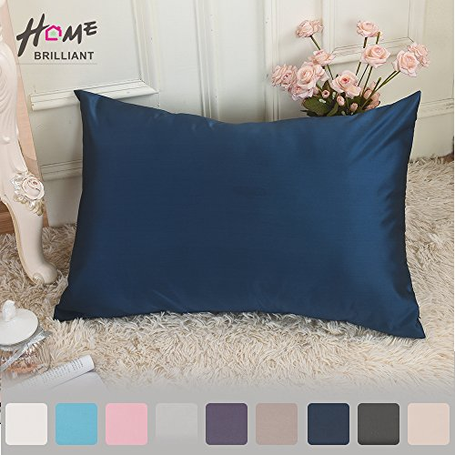 Pillowcase Sleeping Hair Protect Stain Resistant Closure Queen