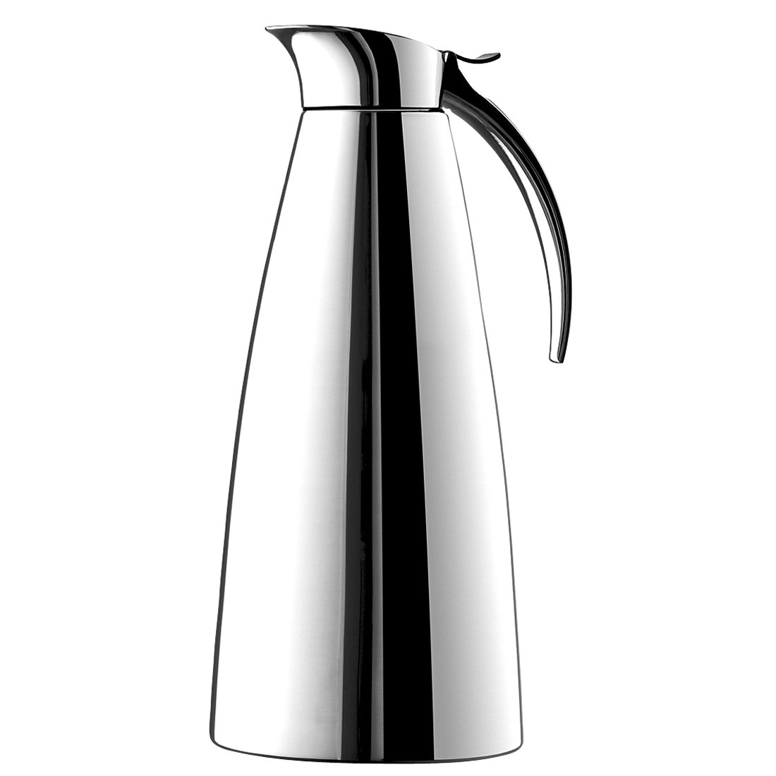 Emsa Eleganza Stainless Steel Insulated Carafe, 44-Ounce