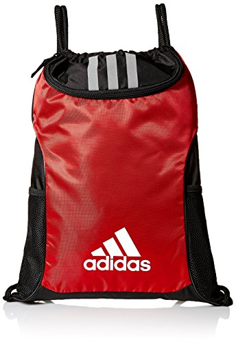 adidas Team Issue Ii Sackpack, Power Red, One Size