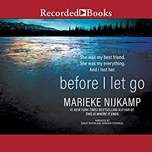 Before I Let Go Audiobook
