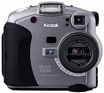 kodak dc290 software
