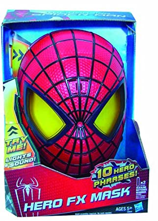 Hasbro Marvel Spiderman - Mascara Electronica Spiderman 38868105