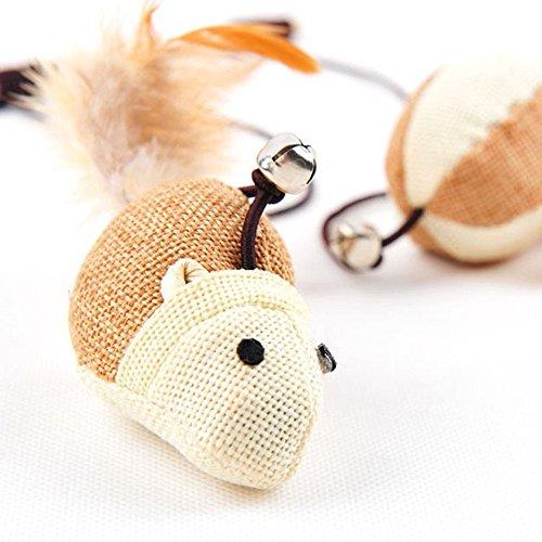 new 5pcs Cat Catcher Toy