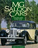 img - for MG Saloon Cars: From the 1920s to the 1970s book / textbook / text book