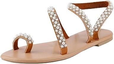 Sandals Clearance, Women Daisy Toe Loop