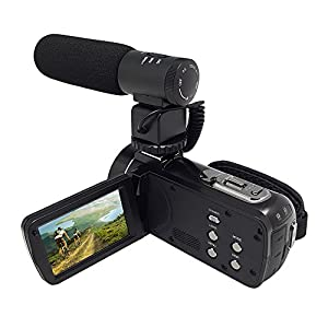 Best hdr video camera with external mic and light options