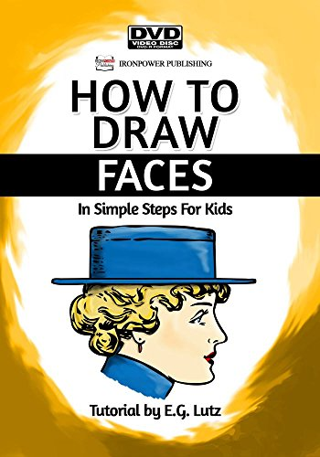 How To Draw Faces In Simple Steps For - Draw Dvd